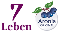 7 Leben Säfte Logo (Hero Text)